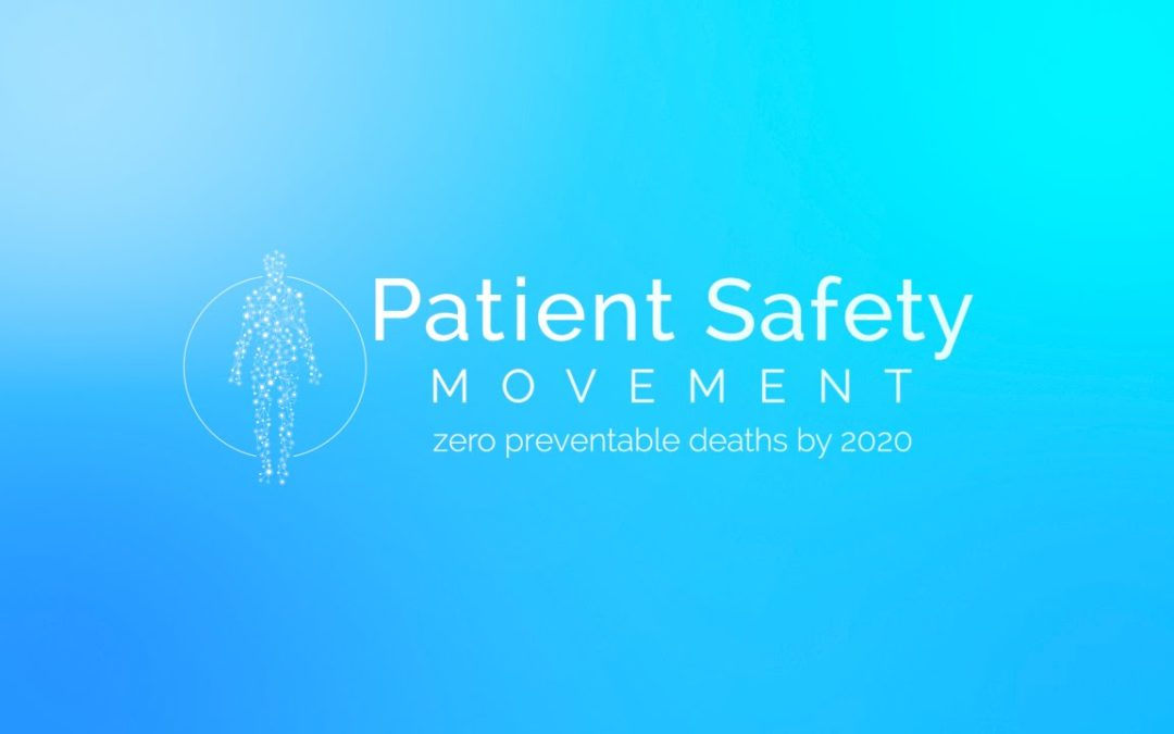 eBroselow selected as finalist for the Patient Safety Movement Foundation's Patient Safety Innovation Awards.
